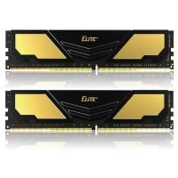Teamgroup Memory Elite Plus DDR4 2x4GB 3200Mhz - Black Gold