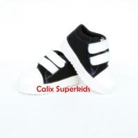 Sepatu Anak Kets Basic Hitam