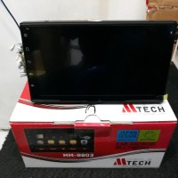 Head Unit Double Din MTech MM-8803 Android OS