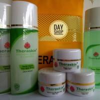 Theraskin Paket Komplit Acne BPOM - Krim Malam Acne Cream