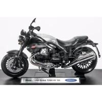 Jual Diecast / Miniatur motor Moto Guzzi skala 1/18 Welly