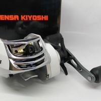 baitcasting reel ZENSA kiyoshi handle kiri
