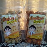 Siomay Mini Kering (SiMiKer)/Pangsit Mini Kering