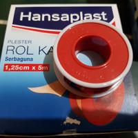 Plester Hansaplast Rol 1.25 cm x 5 cm