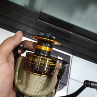 Reel Pancing Spinning Maguro Hunters 6000 Aluminium Body 10 Bearings