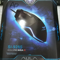 Aula Killing The Soul Professional Gaming Mouse - SI-928S
