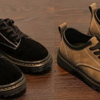 suede billy shoes sz 26-30 kids anak