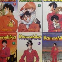 Komik Seri : Kamoshika seri 1 - 6 end