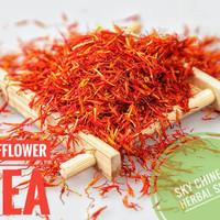 Teh Safflower Tea Organik Premium/ Saflower/ Hong Hua Peredaran Darah