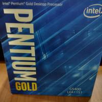 Intel G5400 GOLD 3.70Ghz - Cache 4MB LGA 1151 Coffelake Processor
