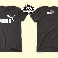 Baju Kaos Puma 01 - Putih, M