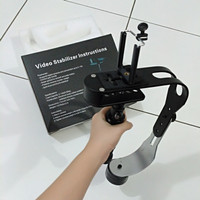 Steadyvid EX Video Stabilizer Camera / Mobile DSIR-DV Handycam Go Pro