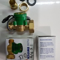 DAE 1 x 3/4 Otomatis Pompa Booster Water Flow Switch skls san ei york