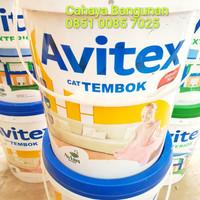 AVITEX TINTING Warna & Ready Mix Cat Tembok Plafon 25Kg 25 Kg Pail Pel
