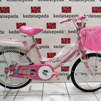 Sepeda Mini 20 Evergreen murah