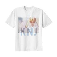 Kaos Baju Tshirt Korea Kpop BTS Kim Nam-joon RM Putih