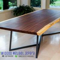 meja makan minimalis, meja kantor (bofet,rak, kursi,nakas,meja)