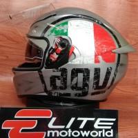 Helm AGV K3 SV Rossi Scudetto 46