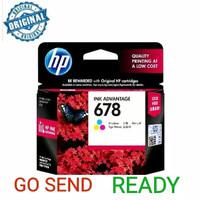 Catridge HP 678 Color Ori