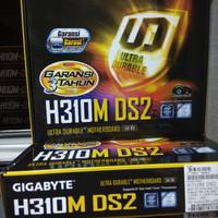 Gigabyte H310M DS2 (LGA1151,H310, DDR4) Support Coffee lake