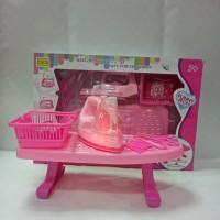 mainan anak perempuan /mainan setrikaan / mini iron