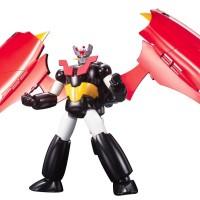 MODEL KIT SUPER ROBOT BANDAI MAZINGER Z WITH GOD SCRANDER 59941