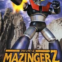MODEL KIT SUPER ROBOT BANDAI MAZINGER Z 58101