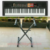 Yamaha Keyboard PSR F51 Original Plus Stand Keyboard