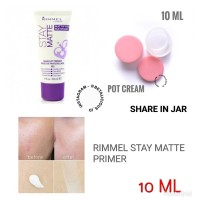 SHARE RIMMEL STAY MATTE PRIMER 10ML