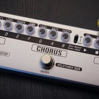Efek Gitar Valeton Dapper Mini 5 in 1 with Tuner OD Dist Delay Chorus