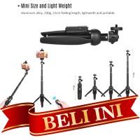 Tongsis Bluetooth Monopod Yunteng YT-9928 Original Selfie Stick +Remot