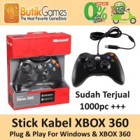 Stick Stik XBOX 360 Kabel Wired Controller