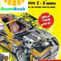 AutoCad 2010 - Langkah Ringkas Menggambar Objek 2+3 Dim