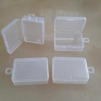 KOTAK BOX KOPER PLASTIK TEMPAT OBAT/JARUM/PENITI/MOTEK/AKSESORIS