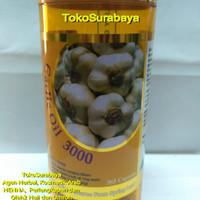 Springleaf Garlic Oil 3000mg 365 Kapsul Softgel