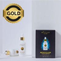 Montclair Hair Serum - Gold Version Isi 3 Botol