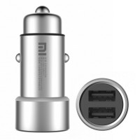 Xiaomi CAR Charger Dual USB Metal / mi Car Charger