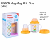 Pigeon Mag-Mag All In One Set Training Cup NEW