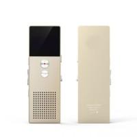 Original REMAX Perekam Suara Digital Meeting Voice Recorder - RP1 Gold