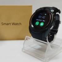 Smart Watch V8 Quad-Band Calling Clock Jam Pintar Konesi Android HP