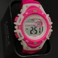 jam tangan digital anak sporty water resist lasika skmei casio