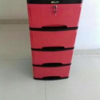 Promo!! Container Kabinet / Lemari Plastik / Container Plastik Tulip