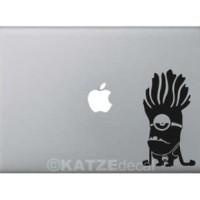 Decal Sticker Macbook - Evil Minions (Katze Decal)
