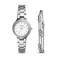Jam Tangan Wanita Fossil Original ES4336SET Blane Jewelry Gift Set