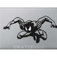 Decal Sticker Macbook - Spiderman (Katze Decal)