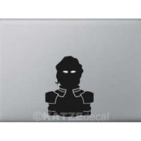 (Diskon) Decal Sticker Macbook - Kuvira Avatar (Katze Decal)