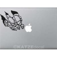 #Skin Laptop Decal Sticker Macbook - Garfield (Katze Decal)