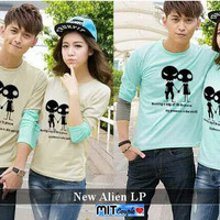 BAJU COUPLE NEW ALIEN LP