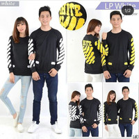BAJU COUPLE LP WHITE