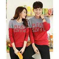 BAJU COUPLE LP PLEATS